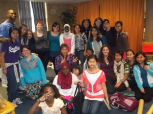 Atlanta Trip 2012 - Tutoring at the Global Village School