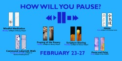 pause banner
